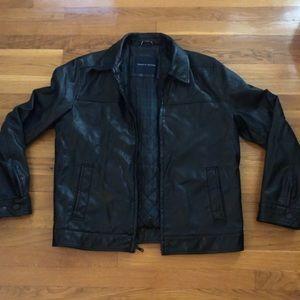 Tommy Hilfiger Real Leather Jacket